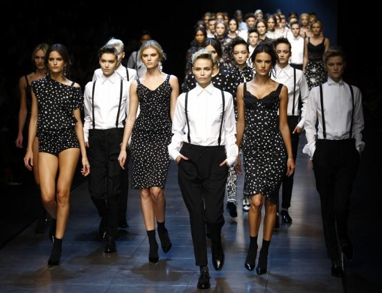 A reggio calabria la moda va a teatro con il fashion
