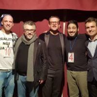 """Festival """"Facce da bronzi"""" – Grande successo a Milano, tutto pronto per il ritorno a Reggio"""