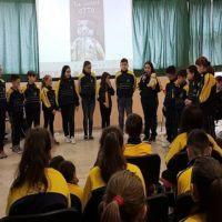 Il Galluppi - Collodi - Bevacqua ricorda le vittime dell'Olocausto - FOTO