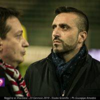 Fideiussione e quel gol, Iiriti: 'Non capisco l'accanimento della Viterbese verso la Reggina'