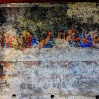 """""""L'ultima cena calabrese"""", scoperto l'autore che si ispirò al genio di Leonardo– FOTO"""