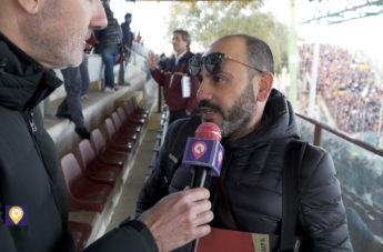 Interviste post derby Reggina - Catanzaro