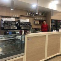 """Reggio, apertura nuovo bar del GOM. Il gestore: """"Servizio essenziale per i cittadini. Si lavora anche al Morelli…"""""""