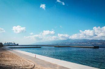 Inaugurato il molo Turistico di Villa San Giovanni