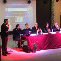 """Reggio, alla scuola De Gasperi il convegno """"Cyberbullismo e uso responsabile della Rete"""""""