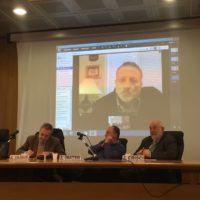 Intelligence: Nicaso al Master dell'Università della Calabria