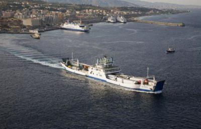 Traghetto Stretto di Messina