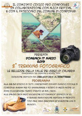 , Tutto pronto per il trekking fotografico nel cuore della Calabria Greca. Ecco il programma