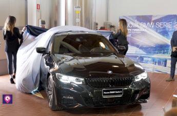 Presentata la Nuova BMW Serie 3 al Casale Tramontana