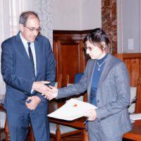 Ministro per la Pubblica Amministrazione premia il Parco nazionale dell'Aspromonte