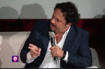 """Reggio Calabria Film Fest, Brignano: """"Abbiate più cura della vostra città"""""""