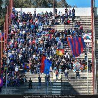 Catania, Lucarelli: 'Il nostro portiere non ha fatto una parata'