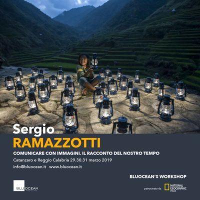 , Sergio Ramazzotti di National Geographic arriva a Reggio Calabria