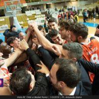 Viola RC vs Basket Roma