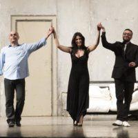 """Reggio, applausi e tantissime risate per """"That's amore"""" al teatro 'Cilea'"""