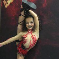 """Fra le stelle di """"Ballando"""" brilla la giovane reggina Giorgia Gatto"""