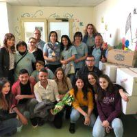 Pasqua in ospedale, ai Riuniti di Reggio arriva la sorpresa con una grande donazione