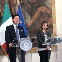 Cdm a Reggio Calabria, la conferenza stampa dalla Prefettura