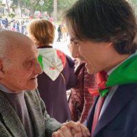 """Reggio Calabria e il 25 aprile, Falcomatà: """"Abbiamo provato a viverlo oltre che raccontarlo"""""""