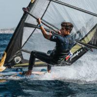 Windsurf - Tra Mondiali...e maturità: il reggino Scagliola continua a stupire