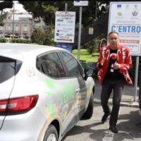 CityNow a 'Striscia la Notizia'. Il car sharing di Reggio nel mirino