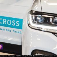 Presentazione Volkswagen T-Cross