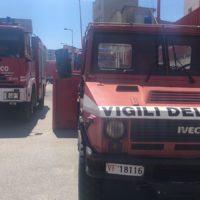 Vibo Valentia, potenziato il dispositivo di soccorso del Comando per la lotta attiva agli incendi