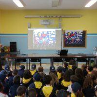 Gli alunni dell'IC Falcomatà Archi incontrano l'autore reggino Sebastiano Plutino - FOTO