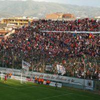 Reggina-Bari: il dato dei biglietti venduti tra tifosi amaranto e biancorossi