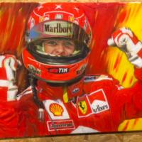 Al Motorshow 2Mari le immagini più belle e inedite di Michael Schumacher