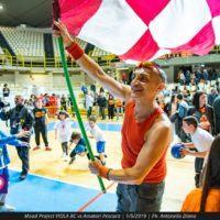 Basket Serie B 2020/2021, esordio esterno per la Pallacanestro Viola