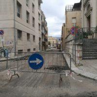 Reggio Calabria, lavori al manto stradale nel centro città. Info, percorsi alternativi e viabilità