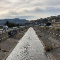 Reggio, bretelle pericolo mortale: l'appello e la soluzione di alcuni cittadini