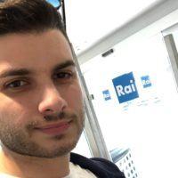 Rai 1, il giovane imprenditore reggino Mirco Errigo partecipa all'Ereditá
