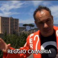 Striscia la Notizia al Riuniti di Reggio Calabria:
