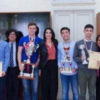 Gli studenti reggini del liceo Vinci conquistano il 1° premio alle Olimpiadi della Cultura