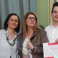 """Gli studenti del liceo Vinci al concorso nazionale di poesia """"Incontri"""""""