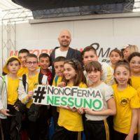 """Motorshow 2Mari, Luca Abete incontra gli studenti reggini: """"Qui mi sento a casa"""" – FOTO"""