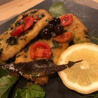 Hostaria dei Campi presenta: il piatto novità della Pescaria dei Campi