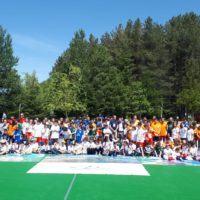 'Playground Aspromonte' e Spazio Sport. Il Parco è anche sano movimento - FOTO