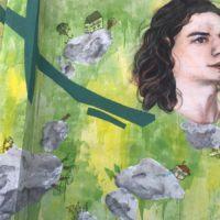 Reggio, inaugurazione murales progetto OpenSpace