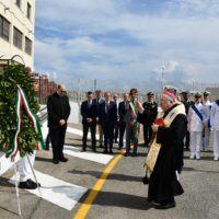 Reggio, celebrazione 154° anniversario Corpo delle Capitanerie di Porto
