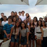 Studenti americani a Reggio grazie all'IH British School