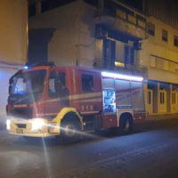Reggio, altro incendio nella notte: prende fuoco un cumulo di rifiuti