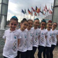 Ginnastica ritmica: A Rimini, Restart si conferma nella top ten italiana
