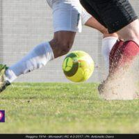 Reggina-Rapp. Locale: goleada amaranto. I goal del match