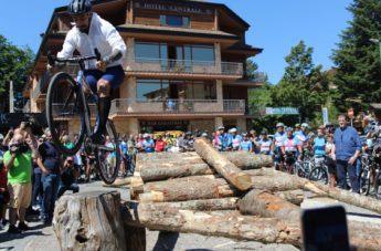 """Inaugurazione Bike Park, il sindaco Malara: """"Gambarie, un parco divertimenti """""""