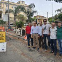 Reggio, Marino su riqualificazione illuminazione pubblica a Gallico