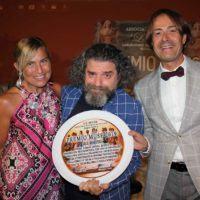 Il comico reggino Gigi Miseferi premiato al secondo Notturno delle Muse