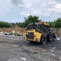 "Reggio, Mortara pulita dai rifiuti. Armando Neri: ""Teniamo pulita la nostra città"""